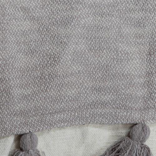 Foreside Home & Garden - Hand Woven Annie Throw