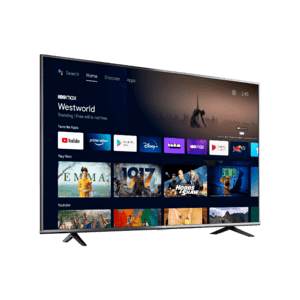"""TCL - TCL 65"""" Class 4-Series 4K UHD HDR LED Smart Android TV - 65S434"""