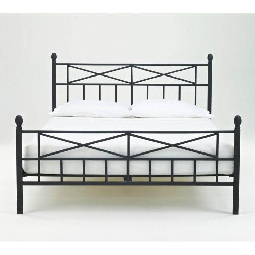 Hanover Outdoor Furniture - Hanover Mattress Uptown Metal Twin Platform Bed Frame, HBEDUPTN-TN