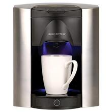 View Product - Built-In 4 Cup, Satin Chrome