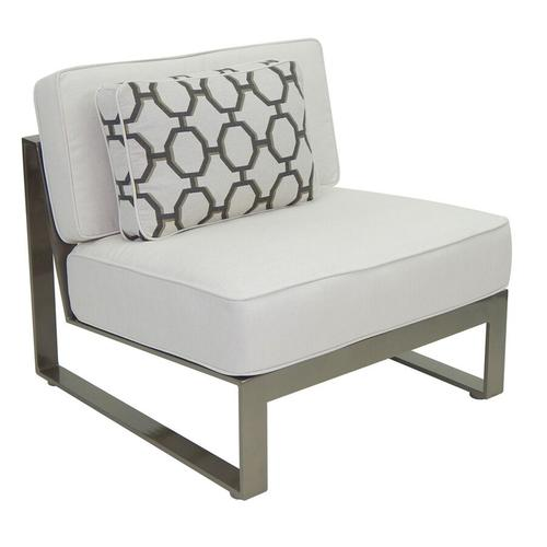 Castelle - Park Place Sectional Armless Lounge Chair