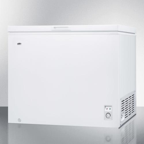 9 CU.FT. Residential Chest Freezer In White
