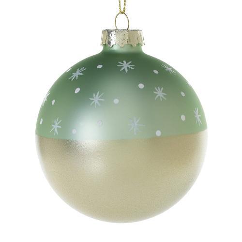 """3"""" Light-Green Stargaze Ornament"""