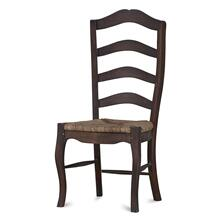 View Product - Ladder Back Chair w/ Rush Seat