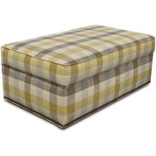 Macy Storage Ottoman with Nails