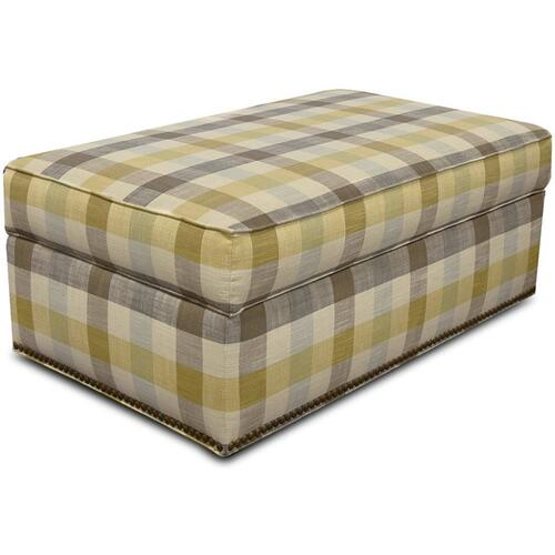 2A2081N Macy Storage Ottoman with Nails