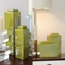 Pier Jar-Green-XL
