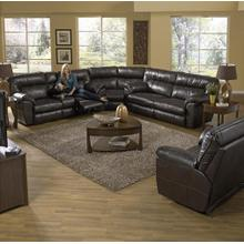 Nolan Reclining Sectional Living Room Set