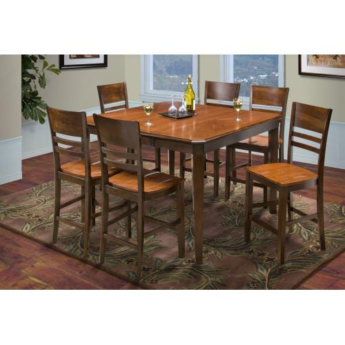 Latitudes Cut Corner Dining Table
