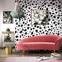 View Product - Cleopatra Hot Pink Velvet Sofa