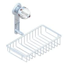 Combined Soap and Sponge Holder With Flange 240 X 130 Mm