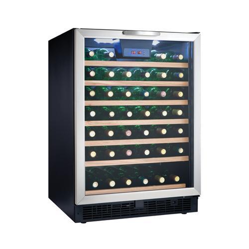 Danby - Danby Designer 50 Bottle Wine Cooler