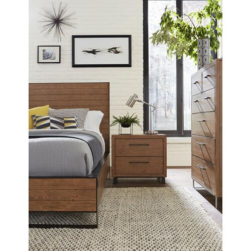 Cresent Furniture - Edgefield Panel Bed