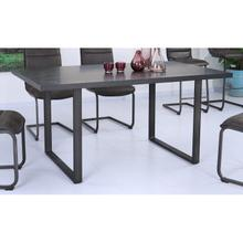 Armen Living Newark Contemporary Dining Table