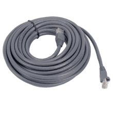 25 foot Cat6 250MHz network cable