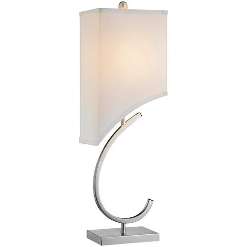 Chastain Table Lamp In Chrome