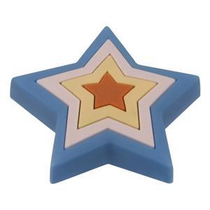 Kids Blue Star Cabinet Knob Product Image