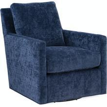 See Details - Bradington Young Jaxon Swivel Tub Chair 8-Way Tie 321-25SW