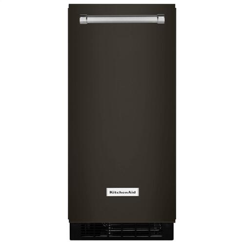 15'' Automatic Ice Maker with PrintShield Finish - Panel Ready