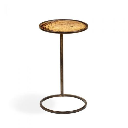 Austin Side Table - Gold