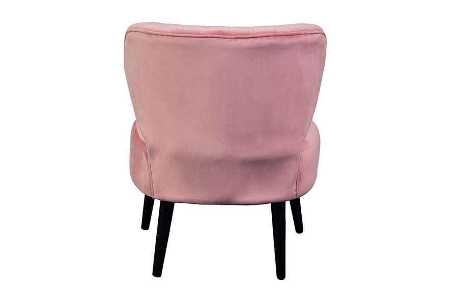 Lolita Pink Accent Chair, AC1844