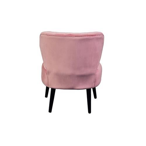 Lolita Pink Accent Chair, AC1844