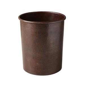 Copper Utensil Holder Product Image