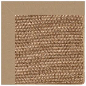 "Islamorada-Diamond Canvas Camel - Rectangle - 24"" x 36"""