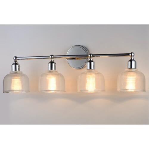 Hollow 4-Light Bath Vanity