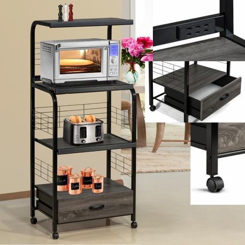 Product Image - Kitchen Shelf On Cas