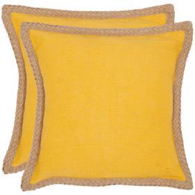 Sweet Sorona Pillow - Yellow