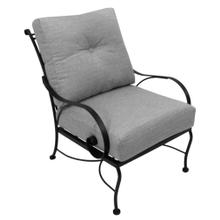 See Details - Monticello Club Chair