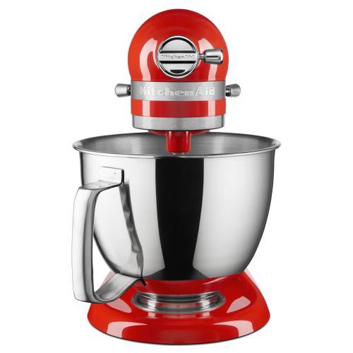 KitchenAid - Artisan® Mini 3.5 Quart Tilt-Head Stand Mixer - Hot Sauce