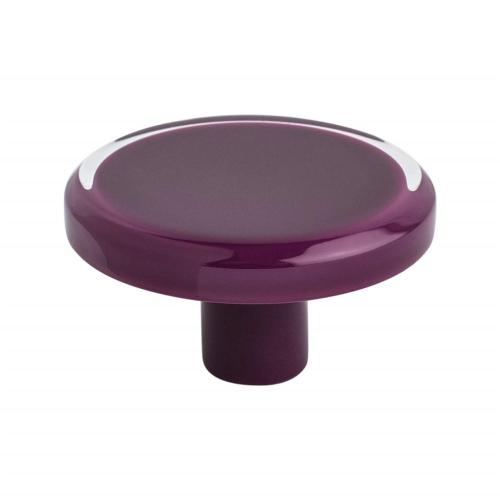 Next Acrylic Violet Knob