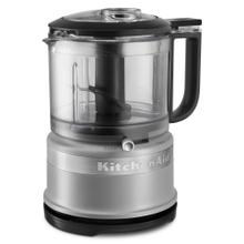 3.5 Cup Food Chopper - Matte Gray