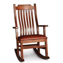 See Details - Urbandale Arm Rocker, Wood Seat