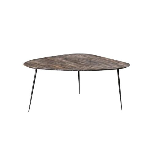Bengal Manor Guitar Pick Cocktail Table
