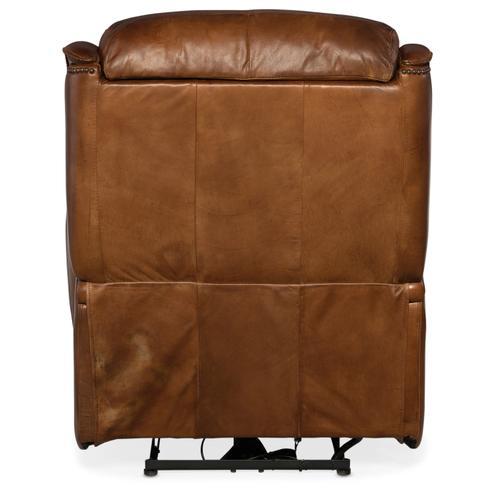 Emerson Power Recliner w/ Power Headrest