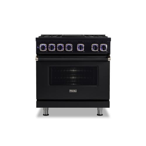 "36"" Limited Edition Dual Fuel Range - VDR7362 Viking 7 Series"