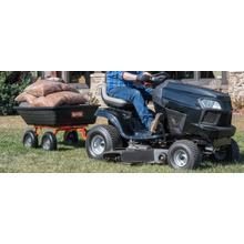 See Details - Four Wheel Garden Cart - 45-0555