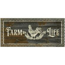 Cozy Cabin Farm Life Dark Gray