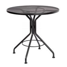 """See Details - Mesh Contract+ 30"""" Round Bistro Table"""