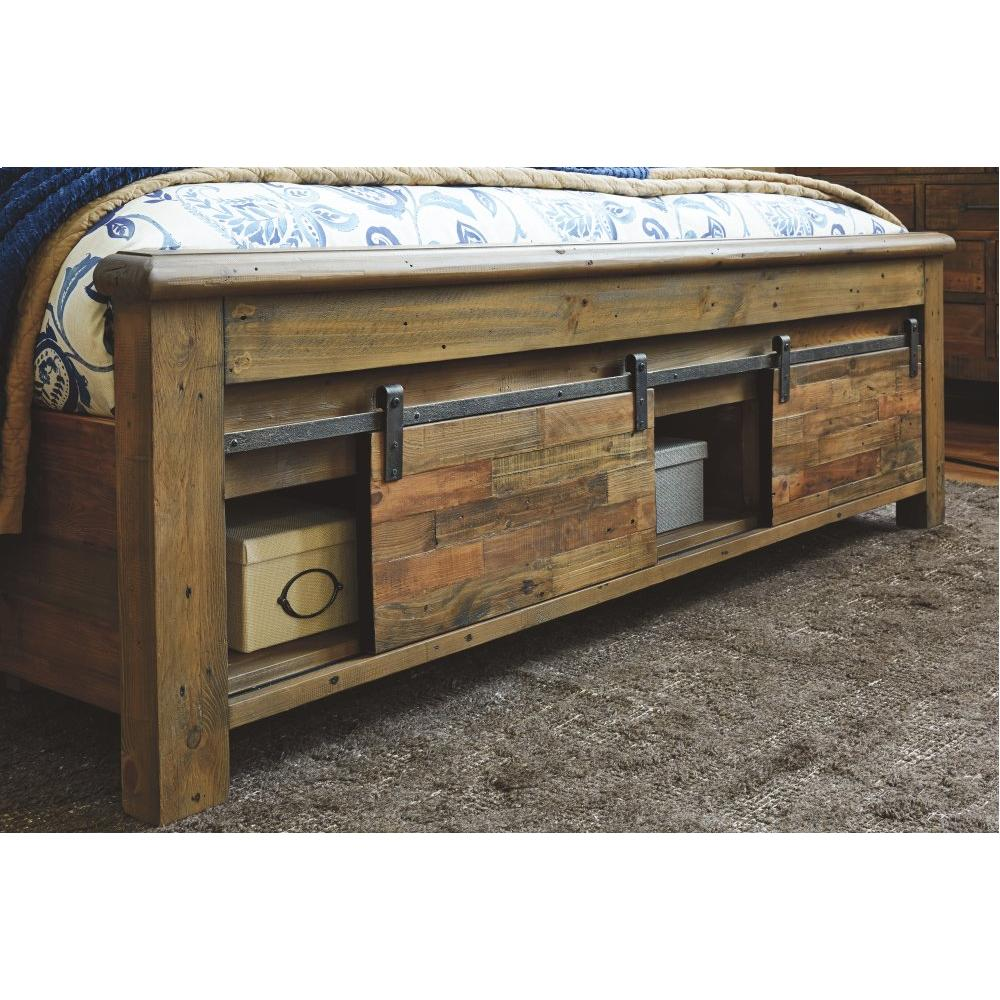 Product Image - Sommerford Queen Panel Bed With Storage
