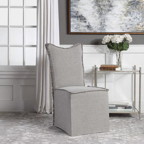 Narissa Armless Chair, 2 Per Box