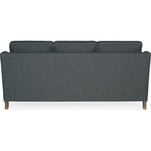 Bradington Young Madison Stationary Small Sofa 8-Way Tie 770-86