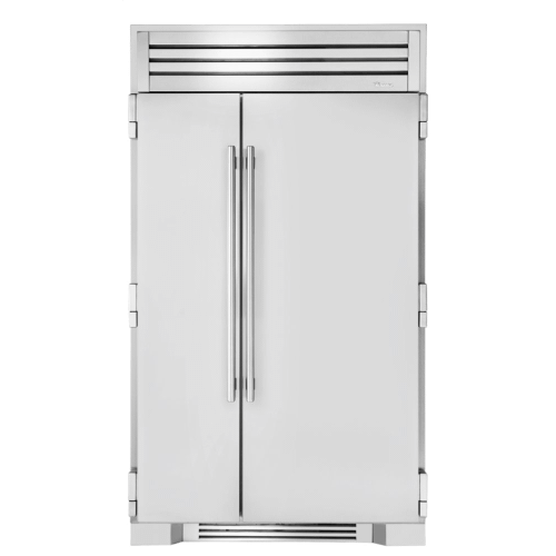 True Residential - 48 Inch Solid Stainless Door Side-by-Side
