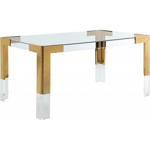 """Casper Dining Table - 60"""" W x 36"""" D x 29.5"""" H"""