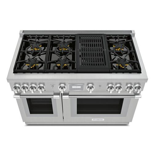"48"" Professional Series Pro Harmony Standard Depth All Gas Range PRG486WLH"