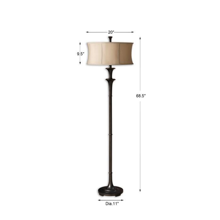 Uttermost - Brazoria Floor Lamp