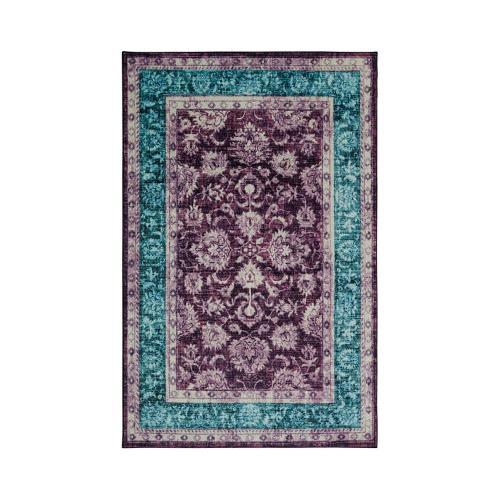 Mohawk - Worcester, Purple- Rectangle